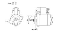 MOTORINO CS352 M100