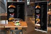 Roll-Up Bifacciale Roll-Up Divisorio